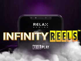 relax-gaming-secures-deal-with-reel-play-for-infinity-reels-addition