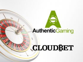 cloudbet-signs-with-authentic-gaming-to-deliver-live-roulette