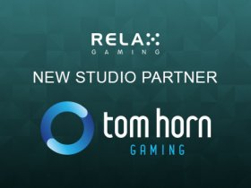 relax-gaming-teams-up-with-tom-horn-gaming-as-part-of-powered-by-deal