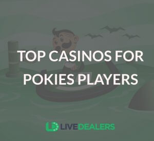 top aussie sites for pokies players