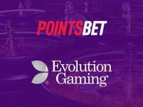 evolution-gaming-chosen-by-pointsbet-as-live-casino-provider