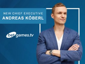 playtech-s-andreas-koberl-joins-betgames-tv-as-ceo