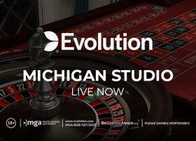 Evolution-launches-new-Michigan-live-casino-studio