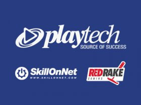 Playtech-signs-major-new-partnerships-with-SkillOnNet-and-Red-Rake-Gaming