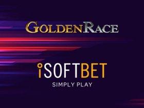 isoftbet-to-include-golden-race-portfolio