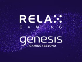 Relax-Gaming-Reaches-Deal-with-Genesis-to-Enter-Powered-by-Partner-Network