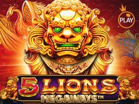 pragmatic_play_to_disclose_asian_inspired_title_5_lions_megaways (2)