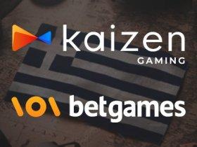 betgames_enters_greek_market_via_kaizen_gaming_agreement