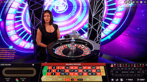 ruleta double ball