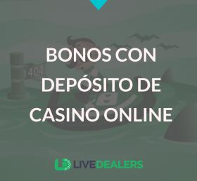 bonos de bienvenida casinos online para jugadores espanolas
