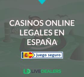 casinos online legales en espana