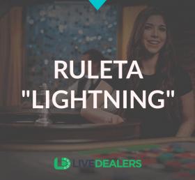 ruleta lightning espana