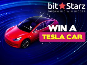 bitstarz-casino-awards-players-with-tesla-model-3-as-a-part-of-premium-promotion