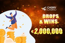 cherry-casino-unveils-promotions-with-€2-million-in-drops-and-wins