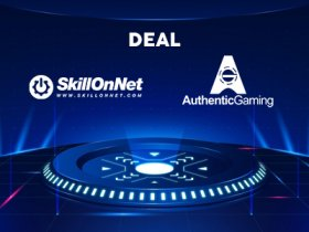 authentic-gaming-closes-content-agreement-with-skillonnet-brand