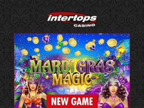 intertops-casino-introduces-mardi-gras-magic-promotion-with-up-to-1000-dollar-payout