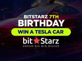 bitstarz_casino_awards_customers_with-tesla_worth