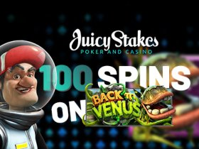 Juicy-Stakes-Awards-Players-with-Bonus-Spins-on-Back-to-Venus