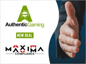 authentic-gaming-agrees-maxima-compliance-partnership
