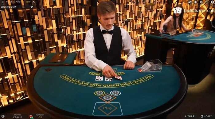 Evolution Gaming Live Dealer Casino Software Review