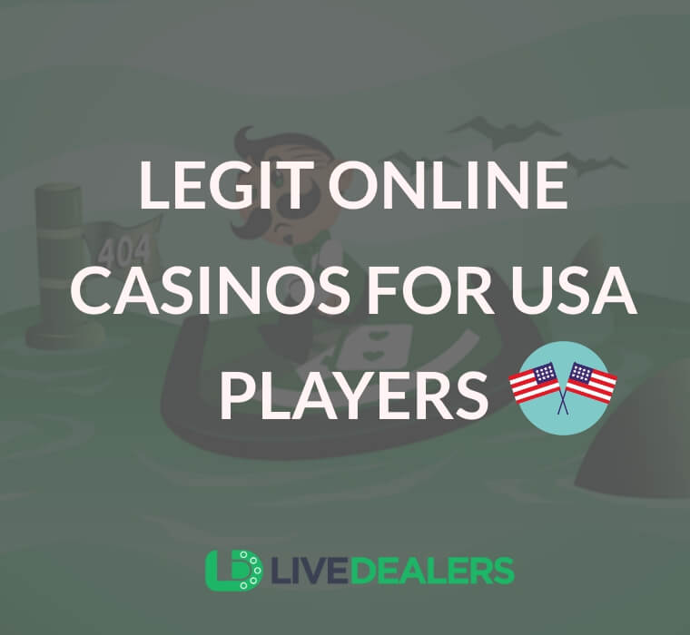 Legit Gambling Sites