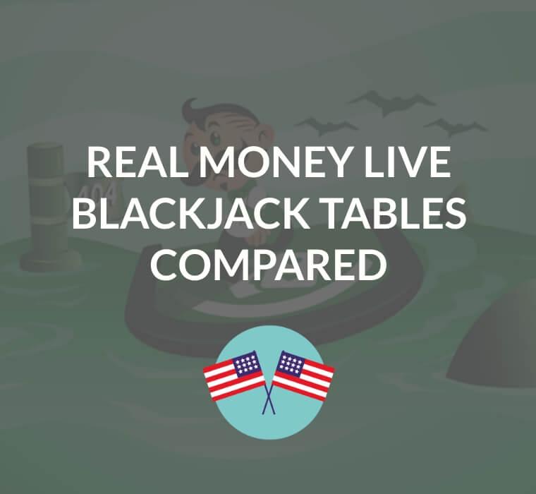 Live Blackjack Real Money