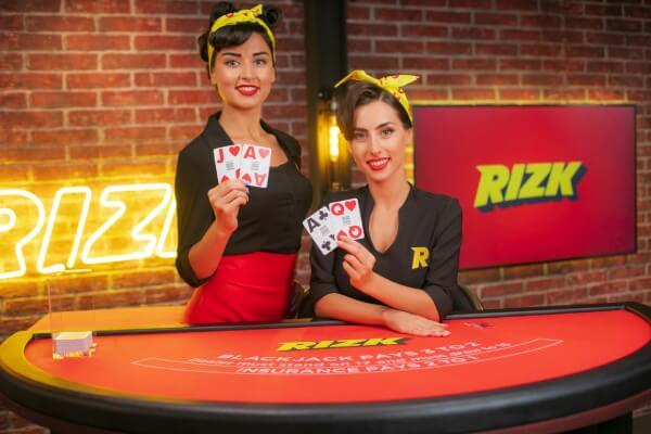rizk live dealers