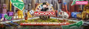 Mr Green's Monopoly Live Cash Race