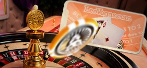 LeoVegas with Up to £500 in Cash