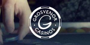 of Grosvenor Casino's Live Casino Leaderboard