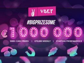 vbet-casino-awards-players-wiht-1-000-000-euro-prize-pool