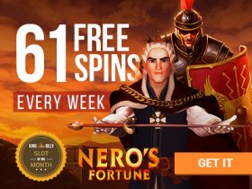 king-billy-casino-awards-players-with-bonus-and-spins-on-neros-fortune-slot