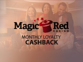 magic-red-casino-rolls-out-montly-cashback-vip