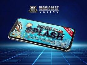 vegascrest-casino-introduces-splash-slots-tourney-every-saturday