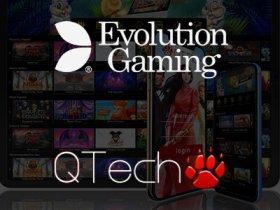 lIve_dealers_evolution_gaming_to_delivers_titles_via_qtech_games