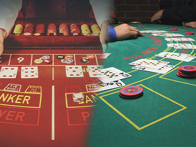 Blackjack Versus Baccarat Do You Know The Better Bet Casino Strategy