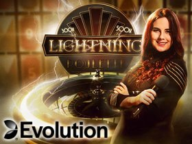 Evolution-Gaming-to-Offer-Lightning-Roulette-in-Land-Based-Venues