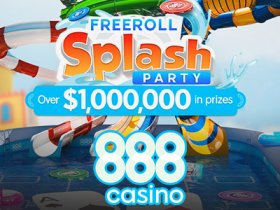 888_casino_freeroll_splash_party_online_with_1000000_rize_pool