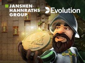 evolution_enters_agreement_with_janshen_hahnraths_group