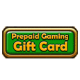 Prepaid Gaming/Gift Card